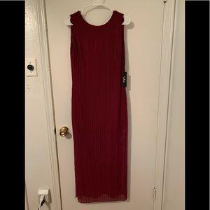 LULUs beautiful red maxi dress!